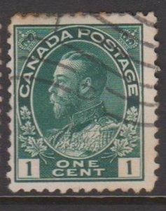 Canada Sc#104 Used