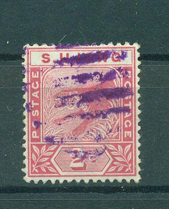 Malaya - Sungei Ujong sc# 31 used cat value $35.00