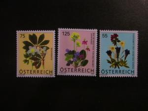 Austria #2079-81 Mint Hinged- (MD9) WDWPhilatelic