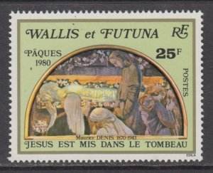 Wallis & Futuna     #255    mnh    cat $1.45