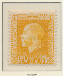 New Zealand Stamp Scott #150, Mint Hinged - Free U.S. Shipping, Free Worldwid...