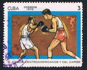 Cuba Boxing 3p - pickastamp (AP104101)