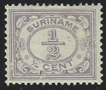Suriname #74 Mint No Gum as Issued Single Stamp