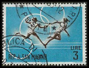 San Marino 574 Used VF