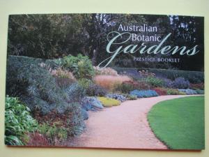AU 2007, AUSTRALIAN BOTANIC GARDENS, PRESTIGE BKL., SG SP130, CV £14.50 MNH