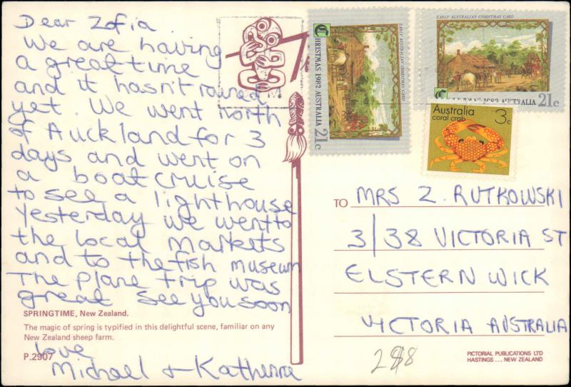 Australia, Art, Picture Postcards