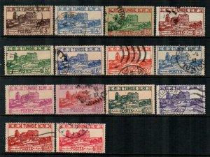 Tunisia #74//110D  Used  Scott $20.30
