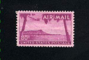 USA #C46   Mint VF  1952 PD