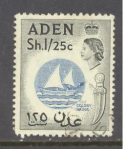Aden Sc 56, SG # 64 used