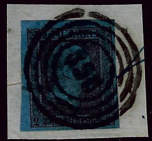 German Prussia #12 Used on piece...Grab a Deal!