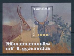[25776] Uganda 2002 Wild Animals Water bock Mammals MNH