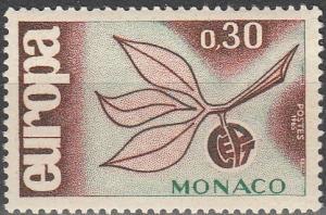 Monaco #616 MNH F-VF (V295)