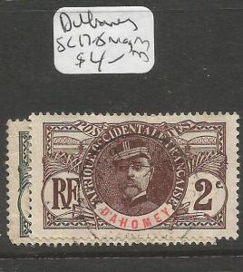 Dahomey SC 17-8 MOG (8crn)