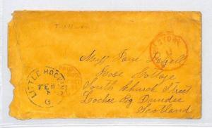 BM25 GB 1871 Little Hocking Liverpool Dundee Scotland Cover PTS