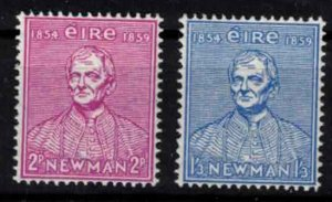 Ireland - Sc153-154 Catholic university of Ireland mint - CV $23