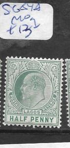 LAGOS (PP2201B) KE 1/2D SG 44A  MOG