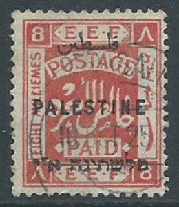 Palestine, Sc #55, 8m Used