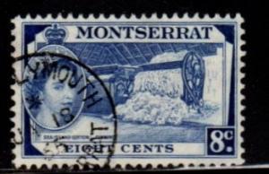 Montserrat - #135 Cotton Ginning - Used