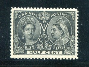 Canada #50 Mint  VF NH-  Lakeshore Philatelics  LSP50j