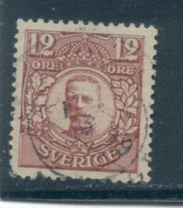 Sweden 81  Used (1)