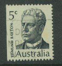 Australia SG 446  VFU  Booklet stamp middle left