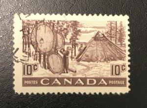 Canada # 301 Used
