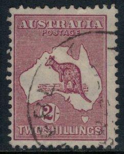 Australia #125  CV $5.25  Light cancel
