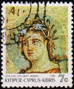 Cyprus. 1989  7c S.G.761 Fine Used