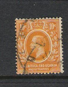 EAST AFRICA & UGANDA PROTECTORATES 43 VFU M830