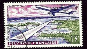 French Polynesia C28 Used 1960 issue    (ap4239)