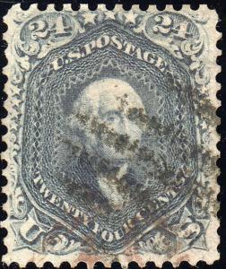 U.S. 70b Used FVF (51318)
