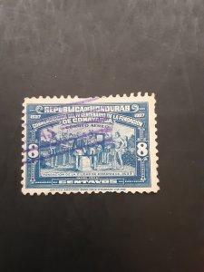 +Honduras #C86                 Used