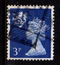 Scotland - #SMH2 Machin Queen Elizabeth II - Used