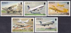 Jersey #418-252MNH CV $3.55  (Z3878)