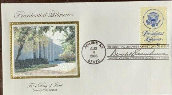 Colorano Silk 3930 Presidential Libraries Dwight D. Eisenhower Ailene, Kansas