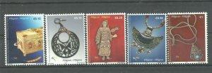KOSOVO  2008 Handicrafts-Filigree set MNH  MNH