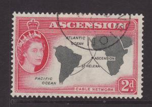 1956 Ascension 2d Fine Used SG60