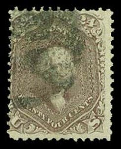 U.S. 1861-66 ISSUES 70a  Used (ID # 58844)