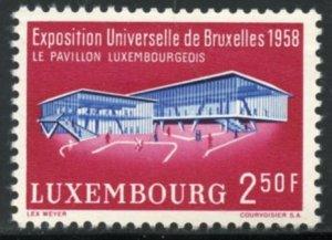Luxembourg Scott 333 Unused VFLH - SCV $0.40