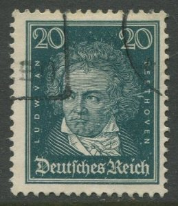STAMP STATION PERTH Germany #357 General Issue Used 1926-27