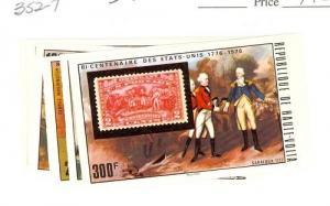 Burkina Faso Scott 352-357 NH    [ID#427693]