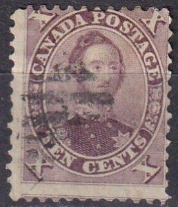 Canada #17  Used CV $175.00 (Z7634)