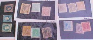 CUBA STAMPS 12 DIFF. #12/173 MINT NO GUM cat.$160.00