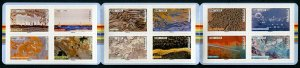 HERRICKSTAMP NEW ISSUES FRANCE SC.# 5368a Works of Nature Booklet