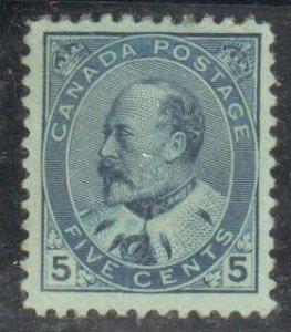 Canada #91 Mint VF H C$400.00