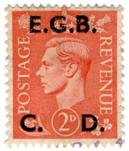 (I.B) George VI Commercial Overprint : Eastern Gas Board (Cambridge)