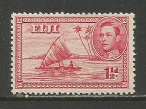Fiji   #132a  MNH  (1949)  c.v. $0.80+