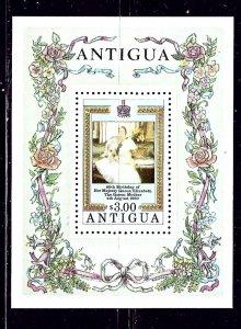 Antigua 586 MNH 1980 Queen Mother Birthday    (ap1849)
