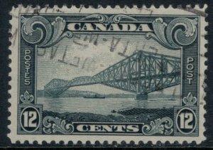 Canada #156  CV $9.00 Nice stamp, light cancel
