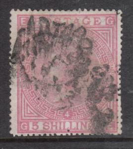 Great Britain #90 Used